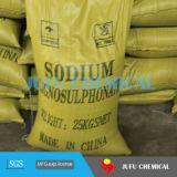 Natrium Lignosulfonate als Tierfutter-granulierender Agens