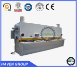 Máquina de corte da guilhotina hidráulica de QC11Y-16X3200 E21