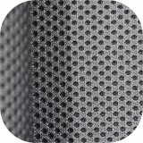 Oeko-Tex를 가진 단화 직물을%s A1641 가장 새로운 좋은 품질 포장에 의하여 뜨개질을 하는 직물