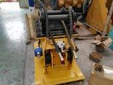 placa de vibração do compressor da máquina escavadora 20t