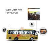 """7 """" Systeem van de Mening van de Auto van de Monitor van het Scherm van de Vierling het Achter met MiniCamera CCD"""