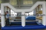 Diapositiva de agua inflable de la playa del PVC/diapositiva más grande inflable de la playa del PVC