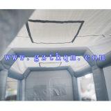 Cabina gonfiabile della verniciatura a spruzzo/cabina di spruzzo gonfiabile per il coperchio dell'automobile