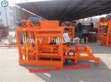 高いQuanlity Qt4-26cの自動Curbstone機械固体ブロック機械価格