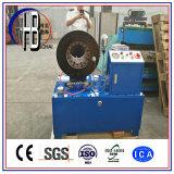 Machine sertissante hydraulique souple et flexible de tuyau d'incendie/moulage par compression en caoutchouc