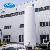 Réservoir de stockage cryogénique d'acier inoxydable de CO2 d'argon d'azote d'oxygène liquide