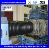 PVC/PE 배수장치 관과 물결 모양 관 플라스틱 밀어남 기계