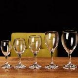 熱い販売の工場価格の白ワインの飲むコップの赤ワインのガラスワインのコップ