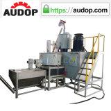máquina de mistura de refrigeração quente de plástico