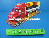 Neues Plastikspielzeug-Friktions-Auto-Spielzeug mit Gefühl-Rad-Auto (1094601)