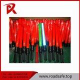 Verkehrssicherheit, die LED-Licht-blinkenden Stab-Taktstock warnt