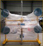 급행 유리제 드는 장비 금속 격판덮개 진공 기중기