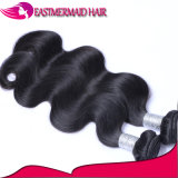 Высокое Качество 100%человеческого волоса тела волосы Перу кривой