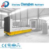 Manípulo de plantas de temperatura Anti-High panela de aço operado a bateria Carrinho de Transferência