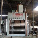 La machine de presse chaude la plus avancée pour le travail du bois