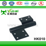 ISO9001 (HK010)를 가진 문을%s 알루미늄 합금 힘 코팅 선회축 경첩