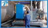 Máquina de sopro do tiro da parede exterior de tubulação de aço