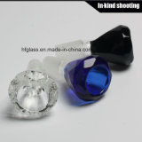 Diamond Recipientes de cristal de agua Pipas China Wholesale Accesorios