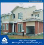 Zwischenlage-Leuchte-Stahlrahmen-Fertiglandhaus hergestellt in China