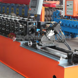 Cor da luz de chapa de aço máquina de formação de rolos de quilha