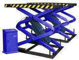 3.2tonガレージの持ち上げ装置の地面は切る起重機をインストールする