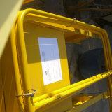 Sym Turmkran-Mast-Kapitel-Plattform-Strichleiter mit Pin u. Schrauben