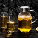 Чайника конструкции экспорта кувшин чая бака чая Pyrex питчера чая красивейшего стеклянный