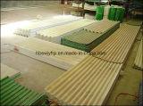 Feuille de toiture en fibre de verre FRP Les panneaux de toit fabriquées en Chine