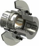 Suoda Gang-Kupplung mit Bremsen-Platten-gute Qualitätshohem Übertragungs-Leistungsfähigkeits-Abstands-Typen