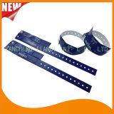 Bracelet en acier inoxydable à diodes de divertissement 3 poignets en plastique (E6070-3-4)