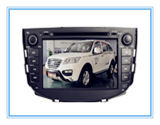 8 Inch Crusade Car DVD Player Media Player para X60 Lifan com USB / SD / GPS / FM / Am Radio