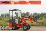 イタリアHydrostatic TransmissionとのEverun Brand Small Front端Loader Er06