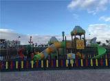 Apparatuur van de Speelplaats van het Spel van het kind de Plastic Openlucht voor Verkoop (YL72756)