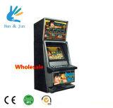 Schwarzer Ritter-spielendes Kasino-videoSäulengang-Schlitz-Spiel-Maschine
