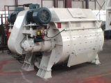 Misturador concreto do eixo gêmeo automático do retorno de Js500 Js1000 Js1500 Js2000 Js3000 rapidamente