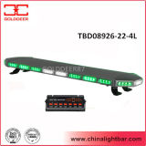 1200mm 경찰차 녹색 LED Lightbar (TBD08926-22-4L)
