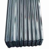Folha de metal corrugado galvanizado trapezoidal