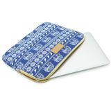 Disegno completo di stampa del reticolo popolare manicotto del computer portatile del neoprene da 13.3 pollici (NLS004)