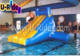 Горячее Air-sealed выскальзование n скольжения скольжения воды игрушки воды раздувное раздувное для бассеина