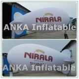 воздушный шар гелия блимпа PVC 20FT раздувной для рекламировать промотирование