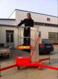 中国の新しいブランドの縦の助けられたアルミニウム足場プラットホーム