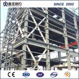 Structure en acier Structure en acier de châssis pour maisons préfabriquées de délestage