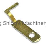 Nero-Polvere-Rivestito-Strato-Metallo-Timbrare-Parte