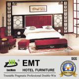 Mobilier d'hôtel exécutif avec design chinois, chambre d'hôtel de luxe (EMT-D0902)