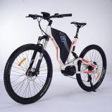 Elektrisches Fahrrad des volle Aufhebung-zentrales MotorMTB