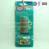 Kaarsen van de Hoogste Kwaliteit van de Laag van Marke van de massa Diverse Model Dubbele Dunne Spitse