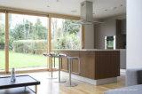 Agréable balcon Slimline portes coulissantes en aluminium