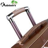 Bagage hybride du bagage ABS+PC de course de sac de bagage de bon à modèle bagage de chariot