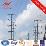 StahlDistribution Pole für 69kv Transmission Line