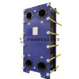 産業油圧オイルクーラーのためのガスケットの版の熱交換器